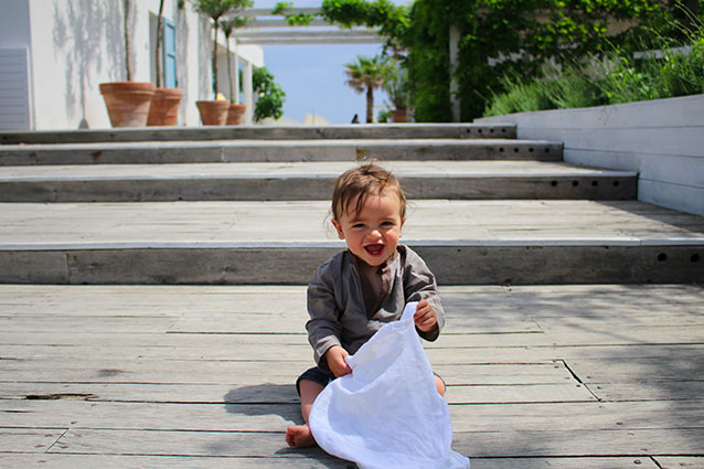 Camicia Bio Ang un bebè - Pantaloni Imps and Elfs